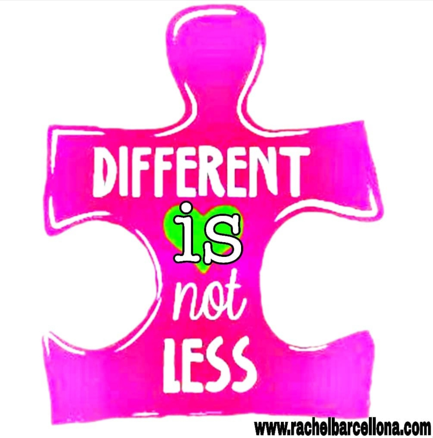 different is not less